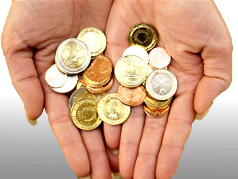 Продать монеты