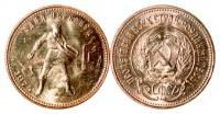 """Инвестиционная монета """"Сеятель"""" из золота 900 пробы"""