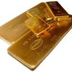 Стандартные и мерные слитки банковского золота