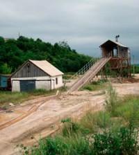 Месторождение золота на Украине