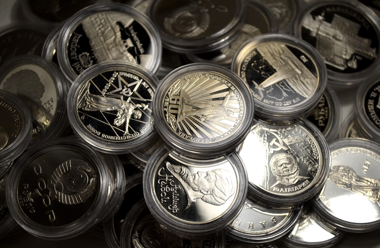 Покупка драгоценных монет серебряные монеты россельхозбанка