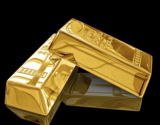 Два золотых слитка