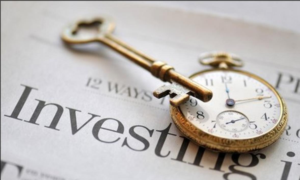 Инвестирование: заголовок в газете