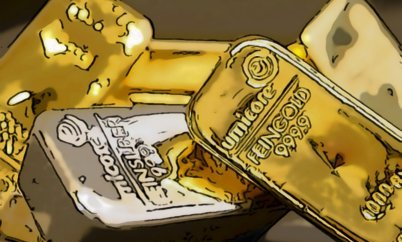 Курс золота: слитки
