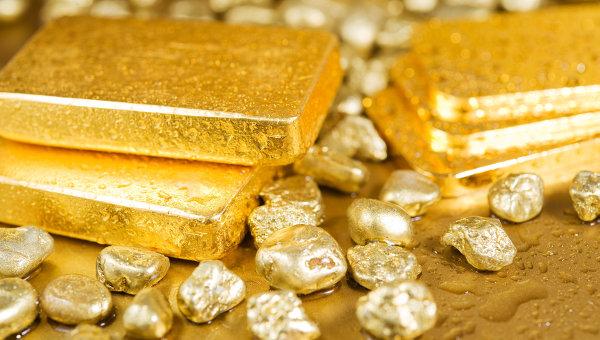 Курс золота на мировом рынке