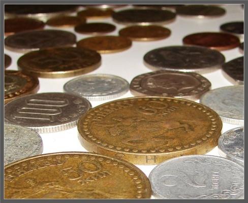 Монеты в ряд