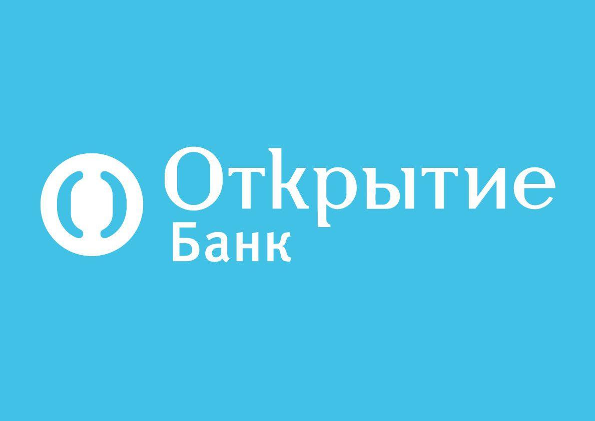 """Эмблема банка """"Открытие"""""""
