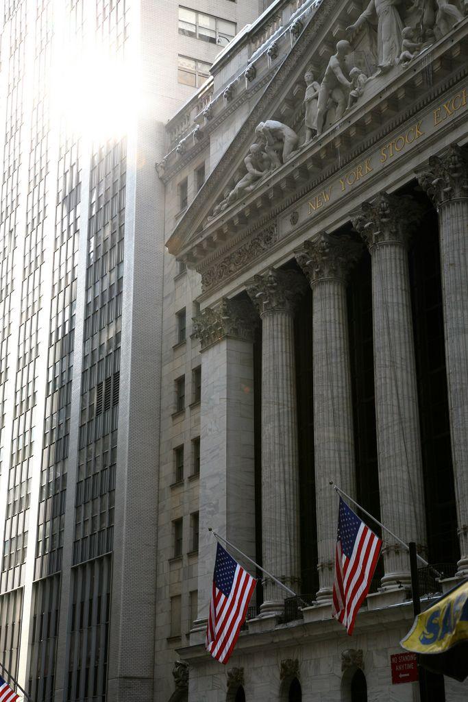 Здание Нью-Йоркской товарной биржи