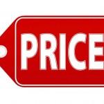 """Надпись """"Price"""""""