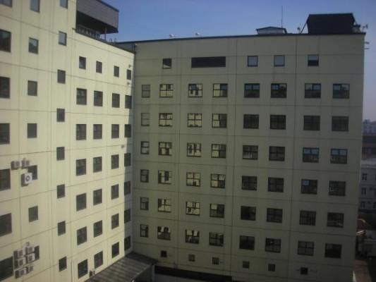 Здание Центрального хранилища ЦБ РФ