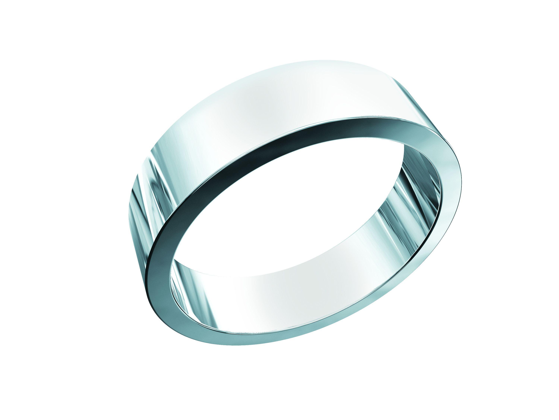 Кольцо из родия