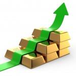 Рост золота