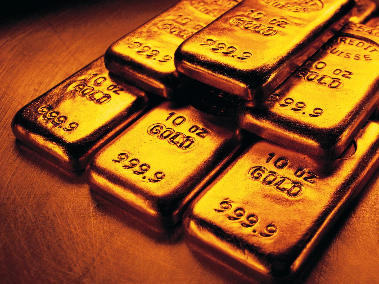 Динамика цен на золото в феврале