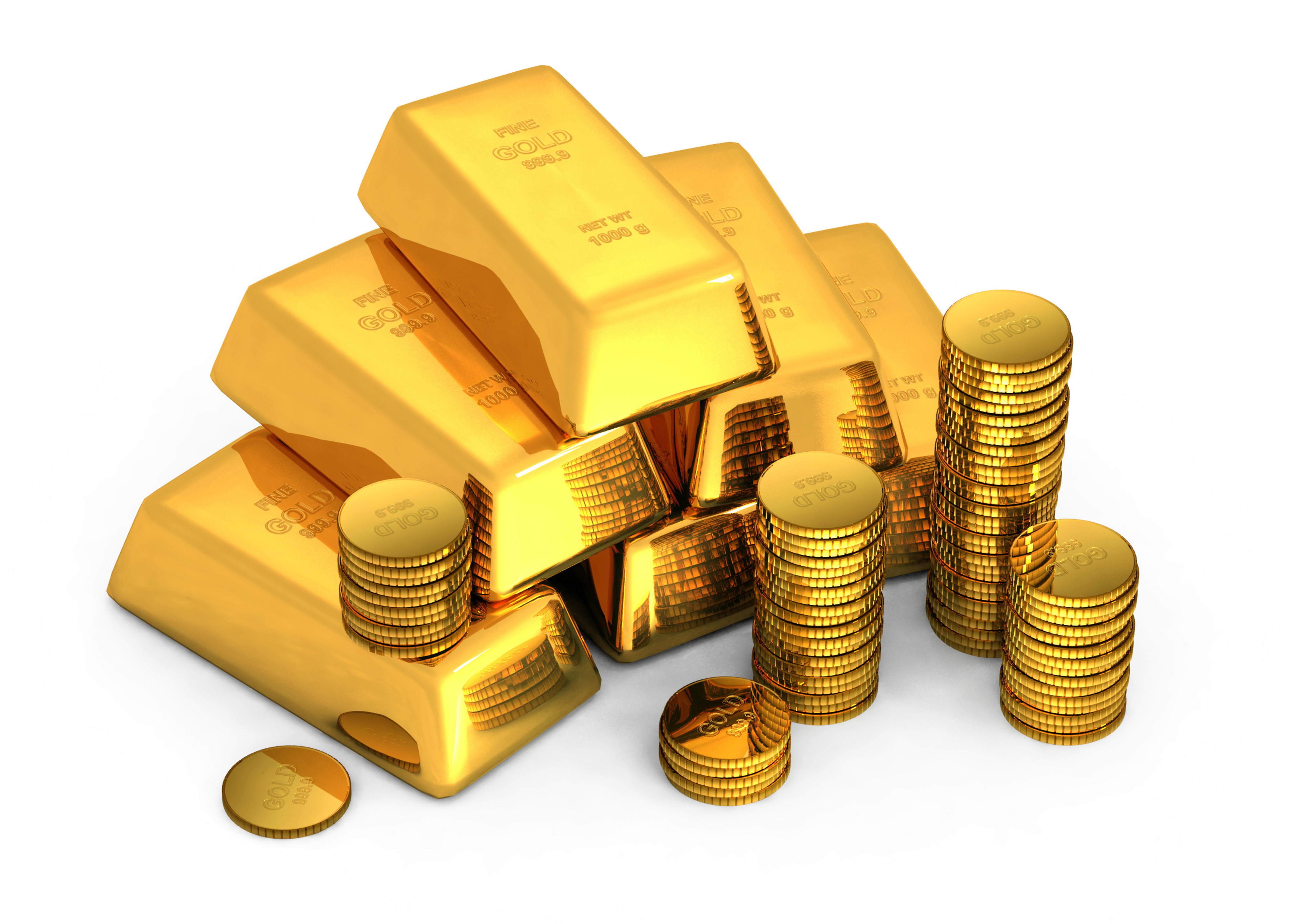 Динамика котировок золота за июль 2015 года