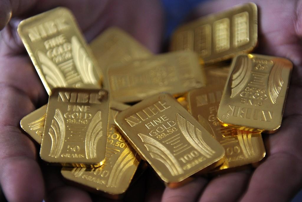 Подделка слитков Perth Mint