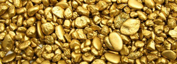Цена золота на бирже: май 2015 года