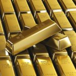 Запасы жёлтого металла в России