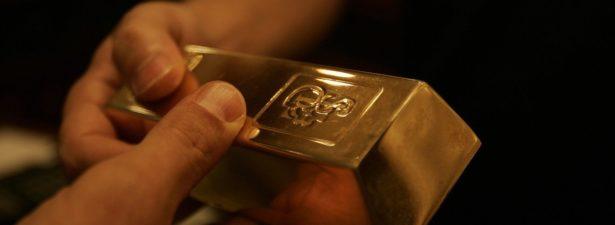 Цена золота на бирже: апрель 2015 года