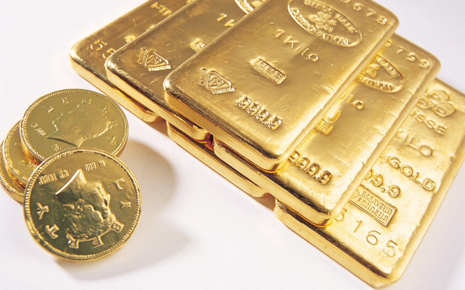 Котировки золота: новые рекорды