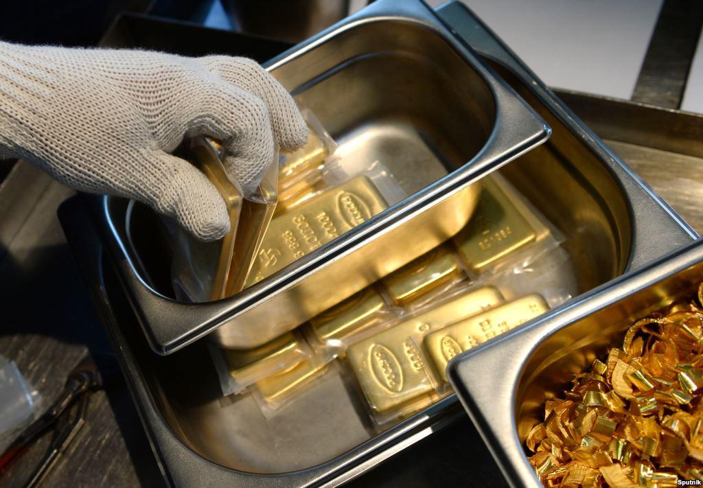 Аффинаж золота: новости