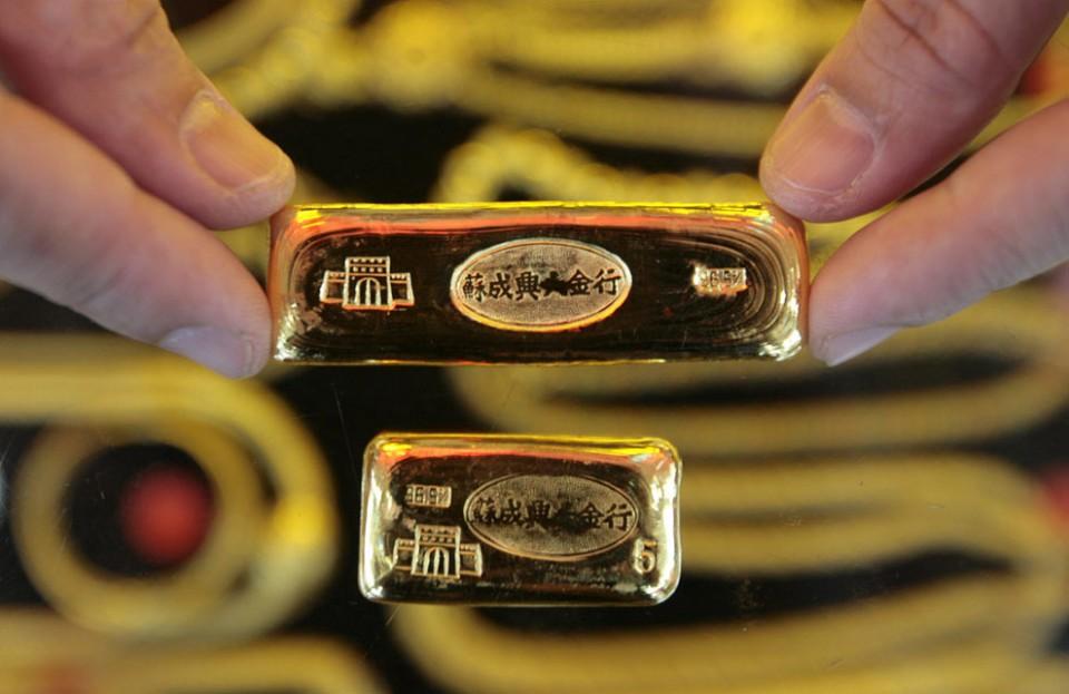 Цена на золото к концу года: прогноз