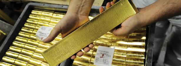 Цена на золото: последнее падение?
