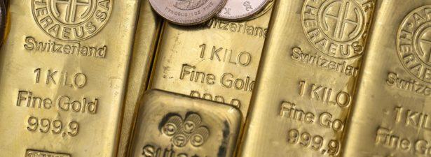 Рекордное падение золота за последние 30 лет!