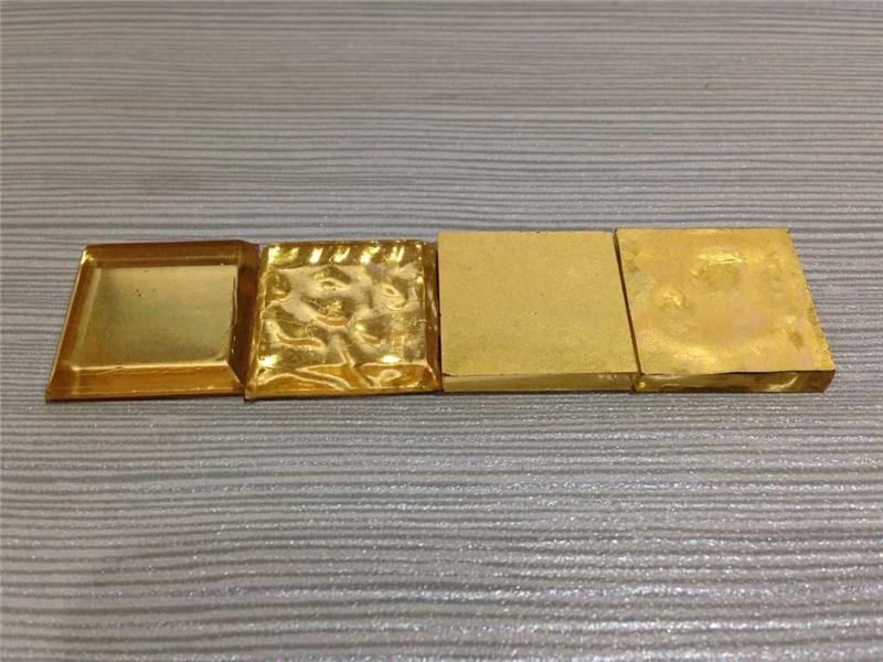 Имитации золота: из чего сделаны, как отличить подделку