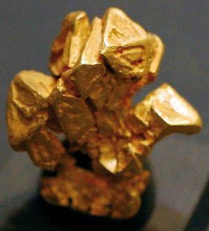 Самородное золото — где искать, сколько стоит