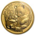 монета Панда