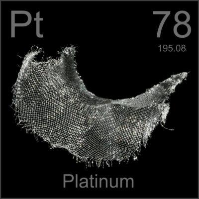 химический элемент платинум