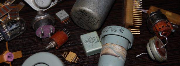 детали с драгоценными металлами