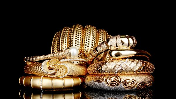дорогие золотые кольца