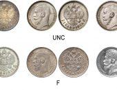 монеты и их показатели состояния