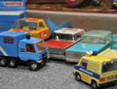 игрушечные машинки времен СССР