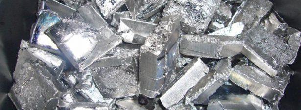 редкие металлы