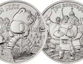 монеты Винни Пух и Три богатыря номиналом 25 рублей