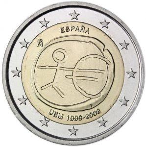 Юбилейные монеты 2 евро — какие считаются редкими и ценными