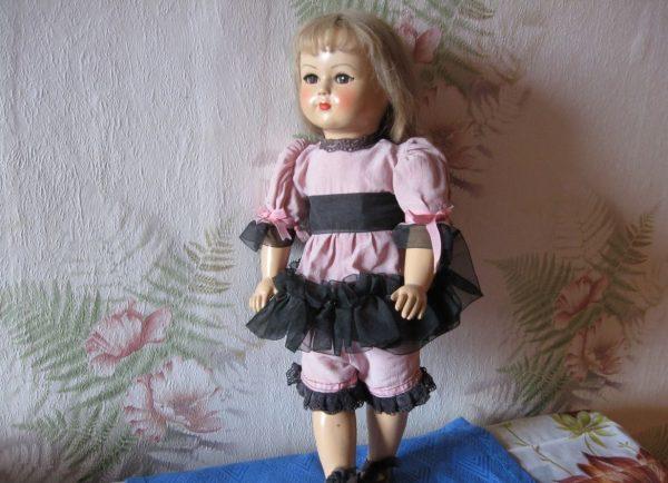 ценная советская кукла