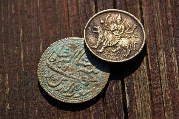 иностранные монеты