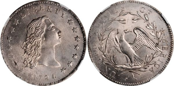 доллар 1794 года