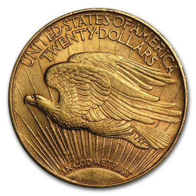 Двойной орел 1907 года
