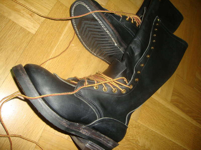 ботинки White's boots