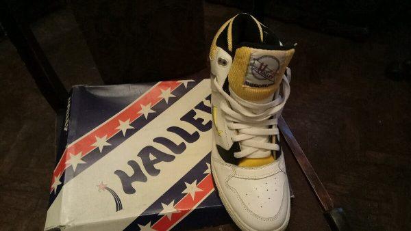 советские кроссовки Halley American pro