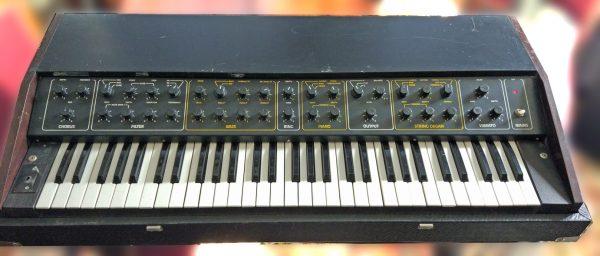 синтезатор Опусом