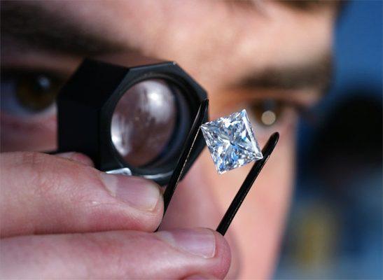 оценка бриллианта