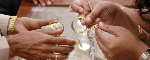 выбор ювелирных украшений