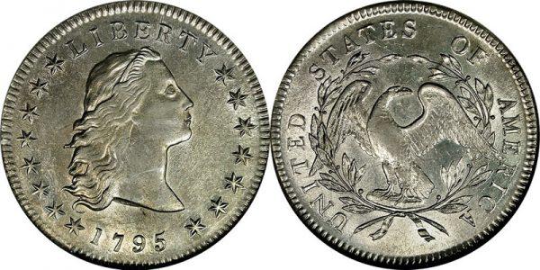 1 доллар 1795 года