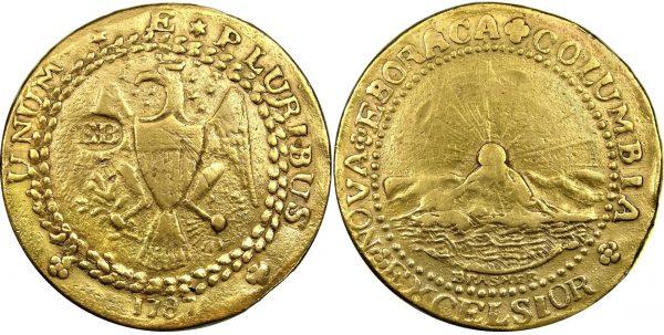 Монета Penne 1974 года