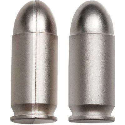 монета в виде пули